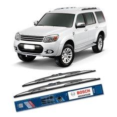 Harga Bosch Sepasang Wiper Kaca Mobil Ford Everest Advantage 18 18 2 Buah Set Hitam Satu Set