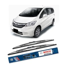 Bosch Sepasang Wiper Kaca Mobil Honda Freed GB (2008-on) Advantage 26