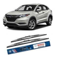 Bosch Sepasang Wiper Kaca Mobil Honda Hr V Advantage 26 16 2 Buah Set Hitam Diskon Akhir Tahun