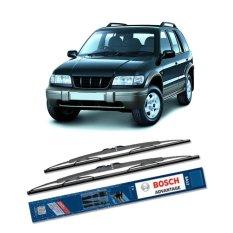 Bosch Sepasang Wiper Kaca Mobil KIA Sportage JA 1998-2004 Advantage 20