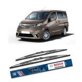 Beli Bosch Sepasang Wiper Kaca Mobil Nissan Evalia Advantage 24 16 2 Buah Set Hitam Seken