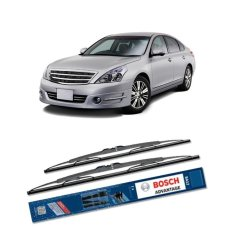 Jual Bosch Sepasang Wiper Kaca Mobil Nissan Teana J32 Advantage 26 19 2 Buah Set Hitam