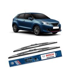 Bosch Sepasang Wiper Kaca Mobil Suzuki Baleno 1995-on Advantage 20