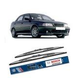 Penawaran Istimewa Bosch Sepasang Wiper Kaca Mobil Suzuki Baleno Eg 1995 2005 Advantage 20 18 2 Buah Set Hitam Terbaru