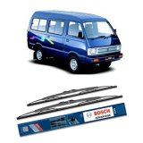 Tips Beli Bosch Sepasang Wiper Kaca Mobil Suzuki Carry 1990 On Advantage 17 17 2 Buah Set Hitam