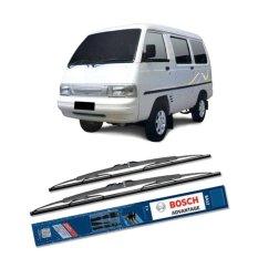 Bosch Sepasang Wiper Kaca Mobil Suzuki Carry Futura 1991-on Advantage 16