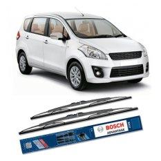 Bosch Sepasang Wiper Kaca Mobil Suzuki Ertiga Advantage 21 14 2 Buah Set Hitam Indonesia Diskon 50
