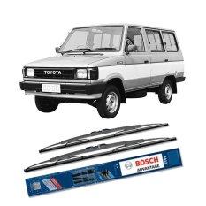 Harga Bosch Sepasang Wiper Kaca Mobil Toyota Kijang Advantage 16 16 2 Buah Set Hitam Terbaik
