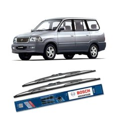 Bosch Sepasang Wiper Kaca Mobil Toyota Kijang Kapsul Advantage 18