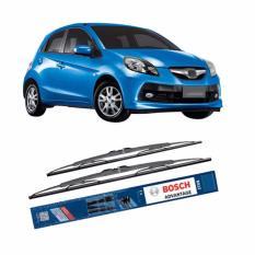 Jual Bosch Sepasang Wiper Mobil Honda Brio Advantage 22 14 Inch Murah Dki Jakarta