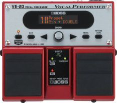 Promo Boss Vocal Effect Ve 20 Vocal Performer Indonesia