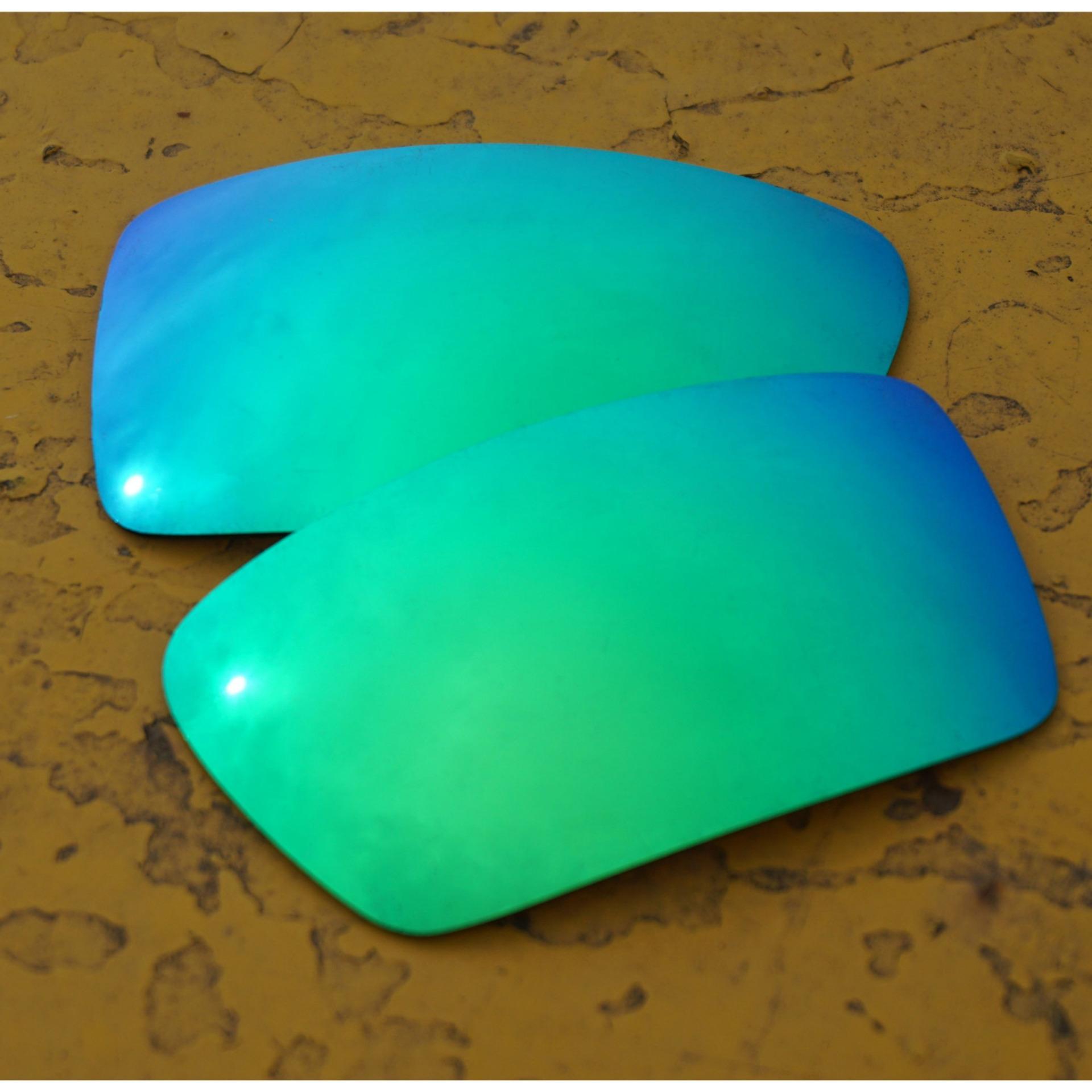 BOTT Penggantian Lensa untuk Gascan Sunglasses Polarized Hijau-Intl
