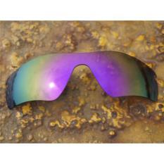 BOTT Penggantian Lensa untuk Radar Path Sunglasses Polarized Purple-Intl