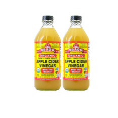 Jual Bragg Apple Cider Vinegar 2 Pack Bragg