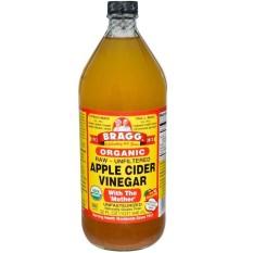 Harga Bragg Apple Cider Vinegar Sari Cuka Apple 946Ml Murah