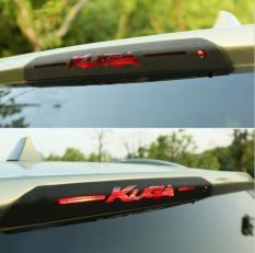 Brake Light Sticker Posisi Tinggi Lampu Rem Belakang Sticker Cover Untuk Ford Kuga Melarikan Diri 2013 2014 Aksesoris Mobil New Arriva vinyl Sticker