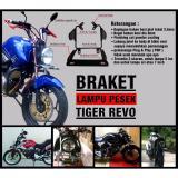 Spesifikasi Braket Lampu Pesek Tiger Revo Dudukan Lampu Tirev Yang Bagus