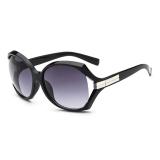 Jual Beli Online Merek Retro Kacamata Terpolarisasi Lensa Vintage Eyewear Aksesoris Sun Glasses Untuk Wanita Uv400