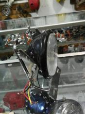 Jual Brecket Pesek Lampu 5 Inc Tiger Megapro Gl Cb Multi Branded