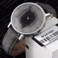 Jual Bregenz Jam Tangan Original Casual Wanita Ekskutive Soft Leather Strap
