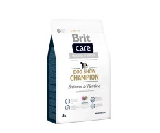 Harga Brit Care Dog Show Champion Salmon Herring Satu Set
