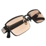 Jual Coklat Fashion Kristal Kacamata Baca Kacamata Hitam 2 Diopter Murah Di Tiongkok