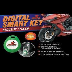 BRT Alarm Motor Honda Revo 110 Fi i-Max Digital Smart Key