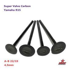 Harga Brt Klep Yamaha R15 4 5Mm A B 22 19 Carbon Racing Valve Brt Terbaik