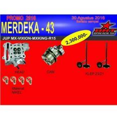 Spesifikasi Brt Paket Yamaha Mx King Head Cam Klep Murah