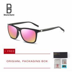 Rp 119.000. Bruno Dunn Merek 2017 Fashion Baru Buatan Manusia Bingkai Bulat  Besar Kacamata Terpolarisasi Retro Desainer Merek Matahari Kacamata Pria ... 1206f15885