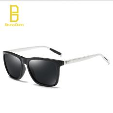 Rp 91.000. Bruno Dunn Brand 2019 New Fashion Titanium Polarized Sunglasses  Man Large square Frame Brand Designer Retro ... 2528f69274