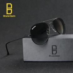 Review Bruno Dunn Merek Cermin G15 Lensa Kaca Aviator Pria Wanita Vintage Kacamata Kacamata Matahari 3026 Black Frame Green Lens Intl Intl