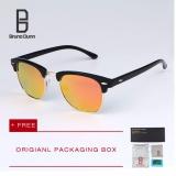 Spesifikasi Bruno Dunn Merek Wanita Pria Clum Pesta Kacamata Terpolarisasi 51Mm 3016 Hitam Frame Merah Lense Intl Lengkap Dengan Harga