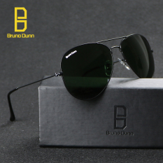 Beli Bruno Dunne Sunglases Penerbang 3025 Lapisan Nuansa Klasik Desainer Kacamata Hitam Uv400 Anti Sinar Uv Hitam G15 58Mm Internasional Cicilan