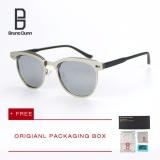 Bruno Dunn Merek Teratas Women Sunglasses 2017 Hd Terpolarisasi Lensa Vintage Eyewear 0911 Intl Tiongkok Diskon 50