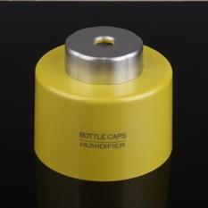 BSI USB Mini Tutup Botol Air Humidifier Aroma Udara Diffuser Kabut Makeryellow-Intl
