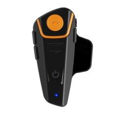 Jual Bt S2 1000 M 5 Kemudi Sepeda Bermotor Pengendara Fm Bluetooth Interfon Hitam Internasional Baru