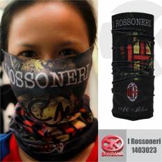 Spesifikasi Buff Masker I Rossoneri Ac Milan