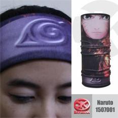 Buff CK Bandana 1607004 Masker Multifungsi Motif Naruto GenerationIDR50000. Rp 50.000