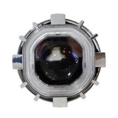 Beli Bullaes Lampu Projector Hid Xenon Double Angel Eyes G1C Aes 7 Terbaru