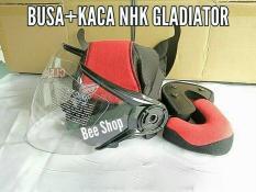 Busa helm + kaca helm Nhk Gladiator