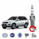 Cuci Gudang Busi Silver Brisk Premium Evo Dr15Sxc Untuk Mobil Suzuki Grand Vitara
