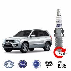 Toko Busi Silver Brisk Premium Evo Dr15Sxc Untuk Mobil Suzuki Grand Vitara Online Terpercaya