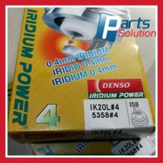 Busi Iridium Denso IK20L Honda Mobilio Freed BRV HRV