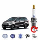 Jual Beli Busi Racing Silver Brisk Bor14Lgs Untuk Mobil Toyota Avanza Veloz Vvt I 1300 Cc 1500 Cc Di Dki Jakarta