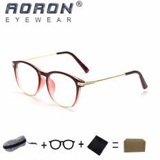 Buy 1 Get 1 Freebie Aoron Brand Retro Reading Glasses Anti Fatigue Computers Glasses Anti Blue Light Eyeglasses 3602 Red Intl Tiongkok