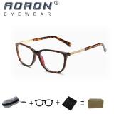 Spesifikasi Beli 1 Gratis 1 Freebie Aoron Kacamata Membaca Merek Retro Kacamata Komputer Anti Kelelahan Anti Cahaya Biru 3615 Amber Terbaik