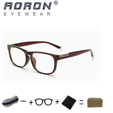 Ulasan Buy 1 Get 1 Freebie Aoron Brand Retro Reading Glasses Anti Fatigue Computers Glasses Anti Blue Light Eyeglasses 3629 Tea Intl