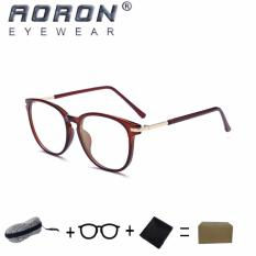 Beli Beli 1 Gratis 1 Freebie Aoron Kacamata Membaca Merek Retro Kacamata Komputer Anti Kelelahan Anti Cahaya Biru 3631 Teh Pakai Kartu Kredit