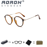 Beli 1 Gratis 1 Freebie Aoron Kualitas Tinggi Fashion Retro Anti Biru Cahaya Kacamata Baca Kacamata Eyewear Anti Kelelahan Komputer Kacamata 864 Gold Bean Intl Terbaru